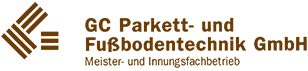 GC-Parkett- und Fußbodentechnik GmbH Logo